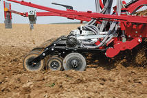Horsch Pronto with precision drilling units; image source: Horsch